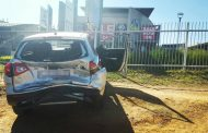 One injured as SUV is rear-ended in Fourways