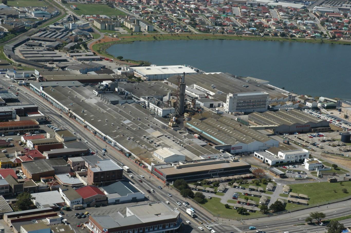 Bridgestone in Port Elizabeth turns 80