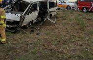 One dead in R59 Michelle Avenue taxi rollover
