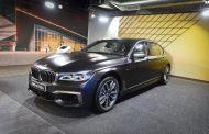 The new BMW M760Li xDrive