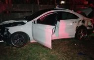 One injured in vehicle rollover in Queensburgh, Kwa-Zulu Natal.