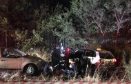 Four injured in collision at Bainvlei, Bloemfontein