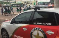 2 children narrowly escapes serious injury after being struck by taxi