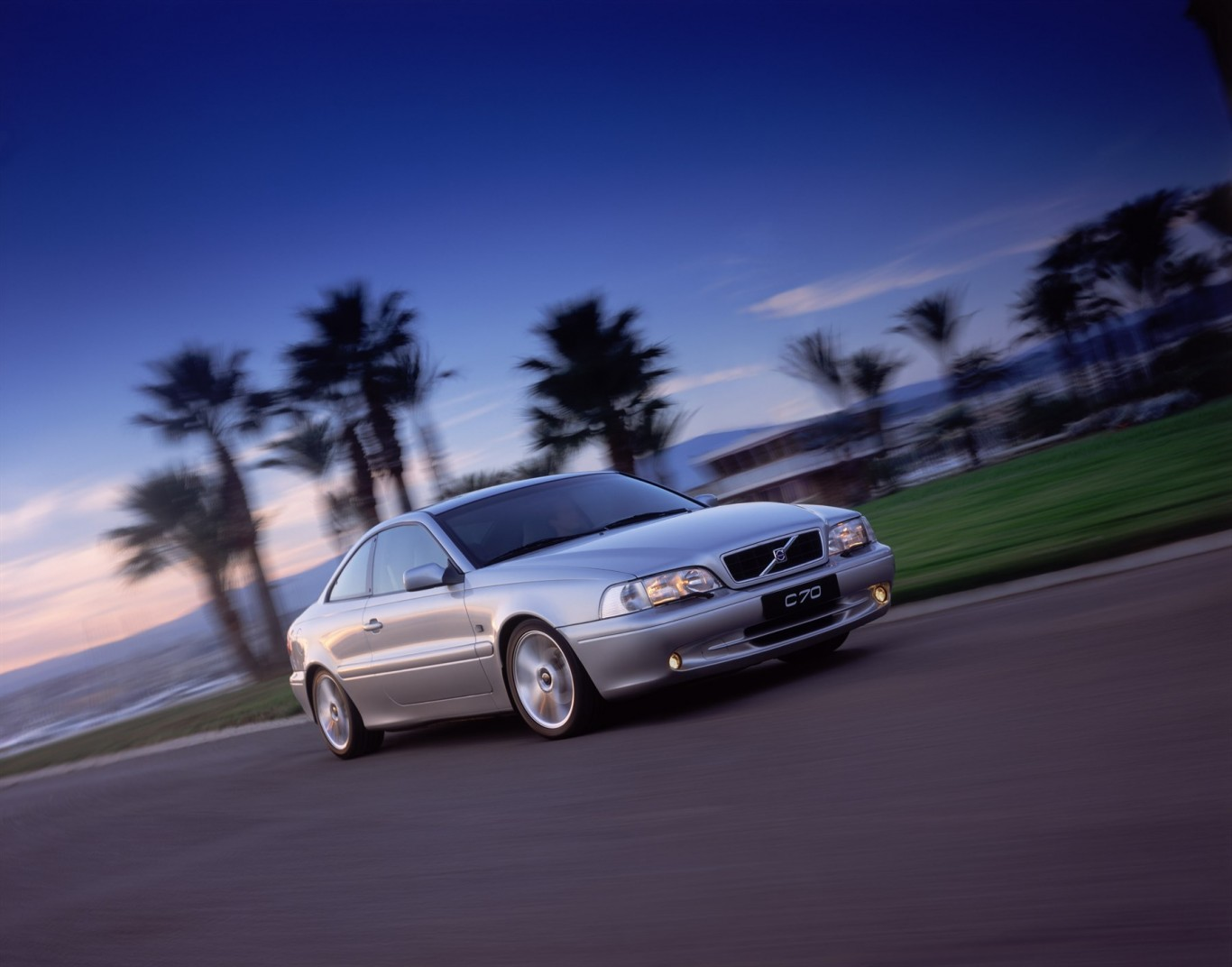 The Volvo C70 turns 20 – a niche car created with passion