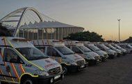 25 people, including children injured due to crash between 2 bakkies, Umbumbulu, Durban