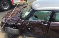 8 people injured, 1 in critical condition, after vehicle t-boned taxi, JHB