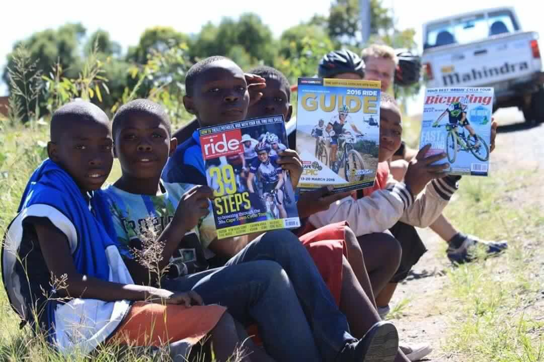 Everyone can Shine at 2016 Standard Bank Africa Cycle Fair