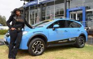 Subaru Welcomes Vuyi Mpofu as Brand Safety Ambassador
