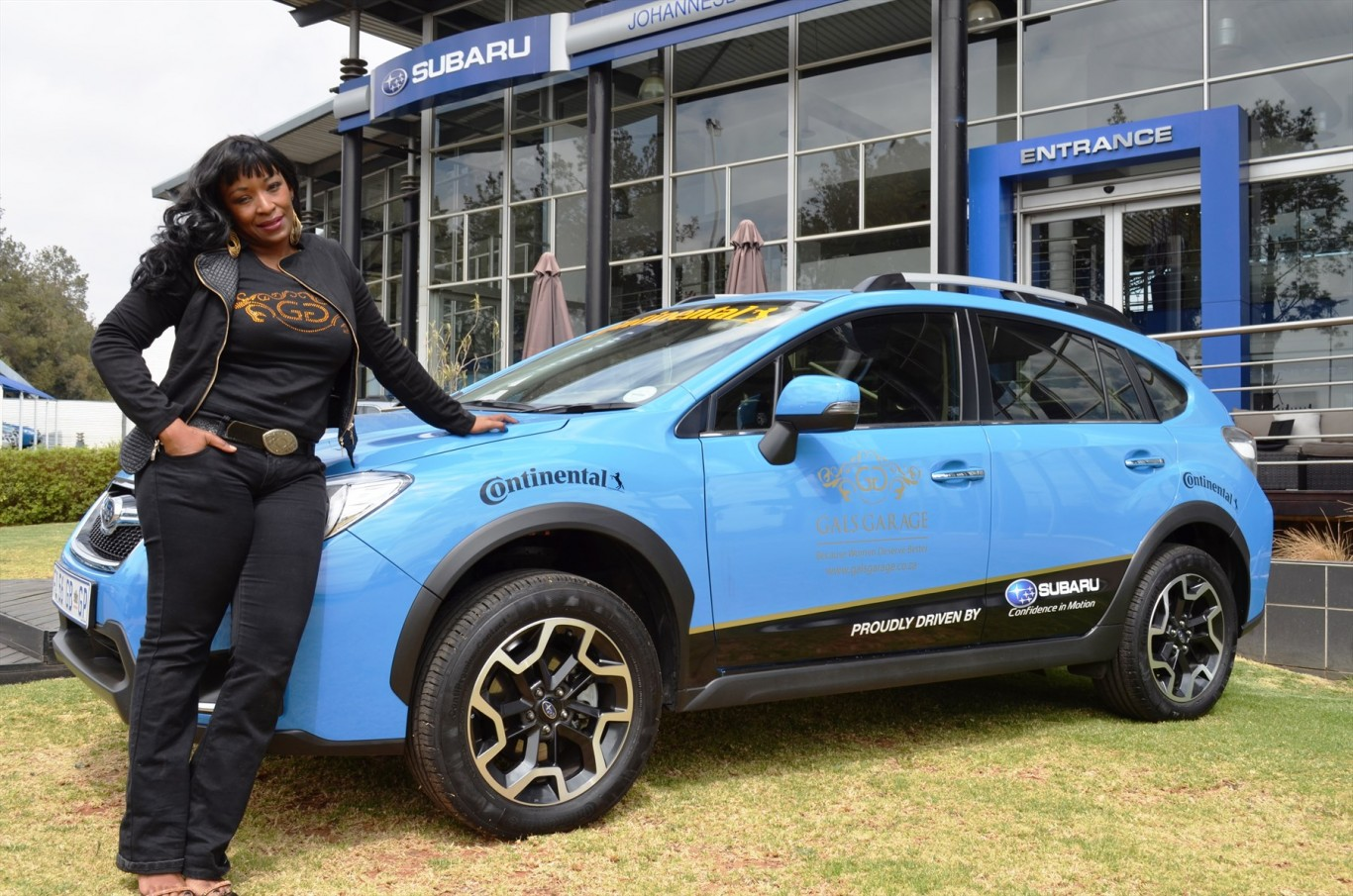 Subaru Welcomes Vuyi Mpofu as Brand Safety Ambassador