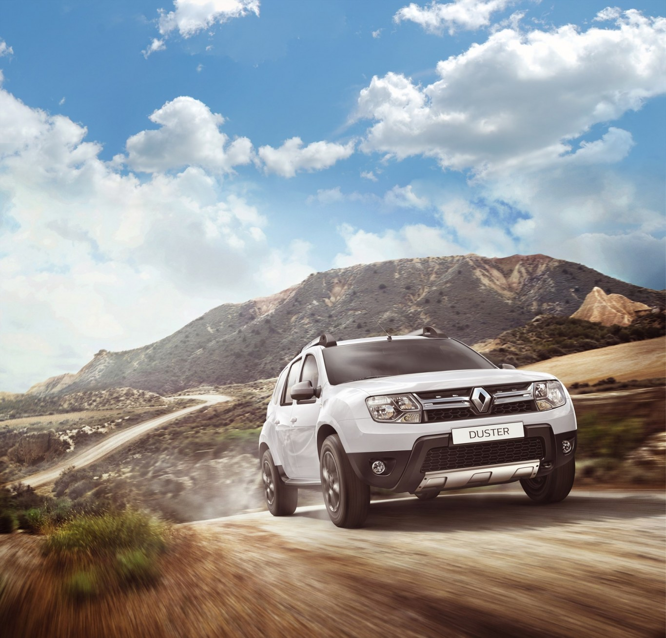 Renault Duster SUV MY16 ready to rock SA this summer!