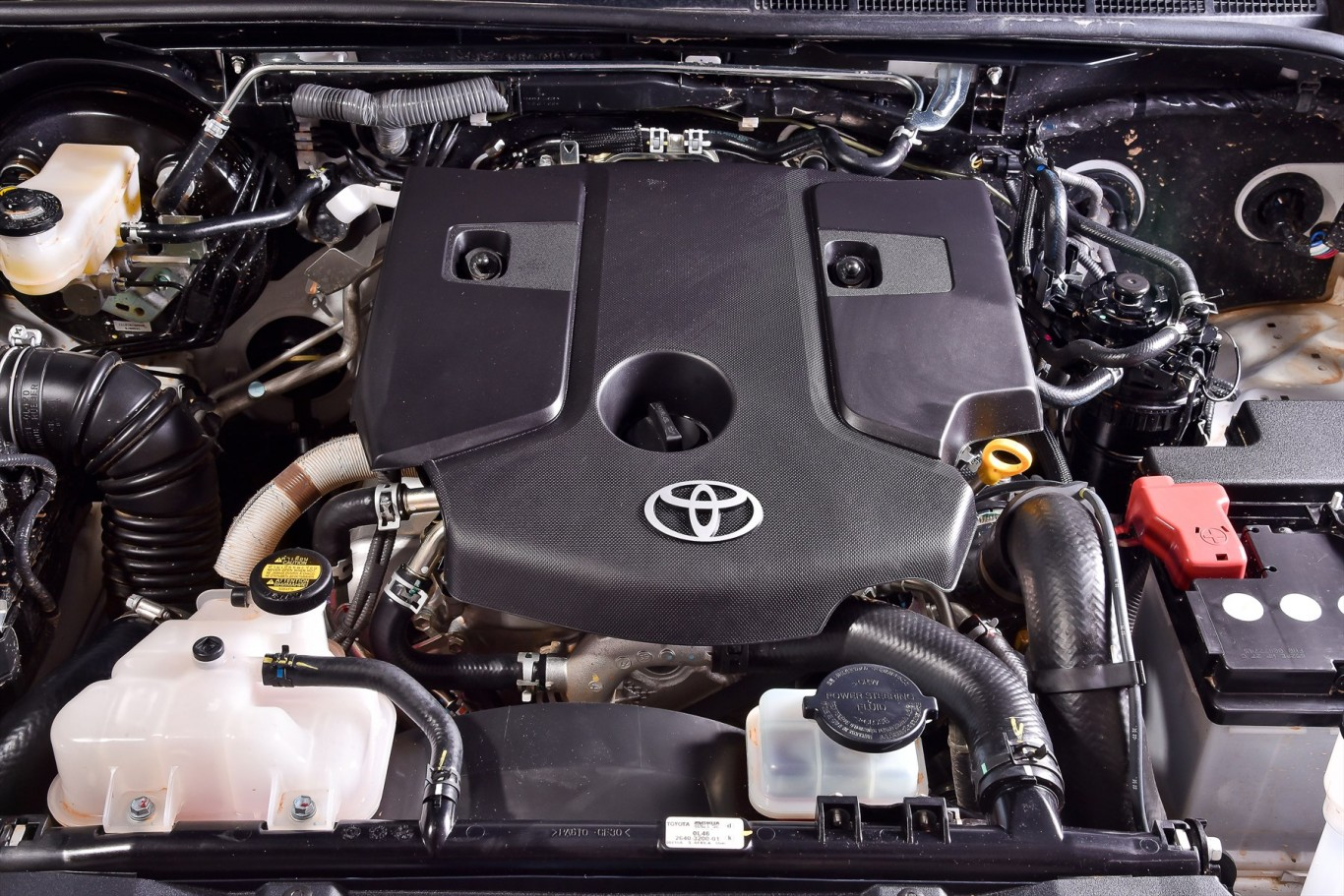 Praise for Toyota on parts supply and pricing in the Kinsey Report