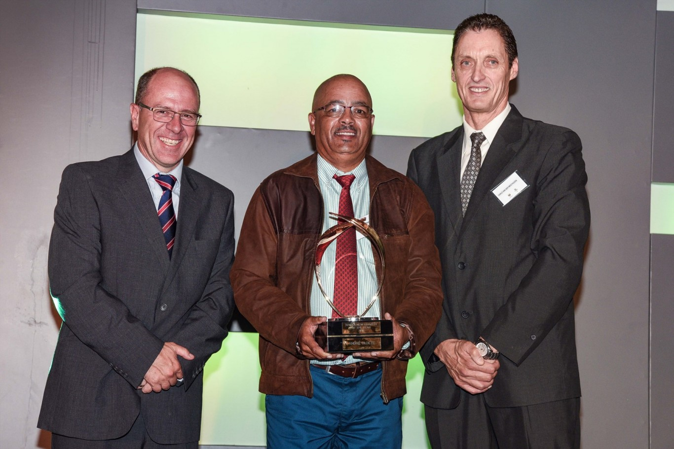 Toyota presents the Young Farmer and New Harvest Award