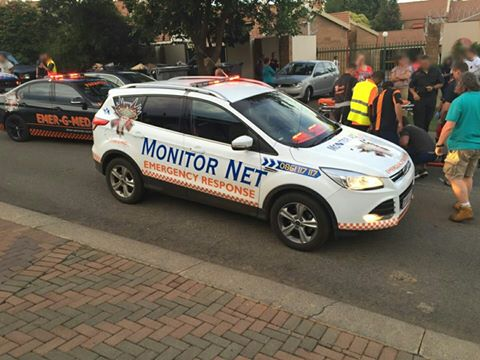 Sandton two men injured in apparent structural collapse