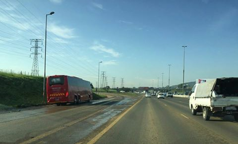 This is how N3 looks like after the floods