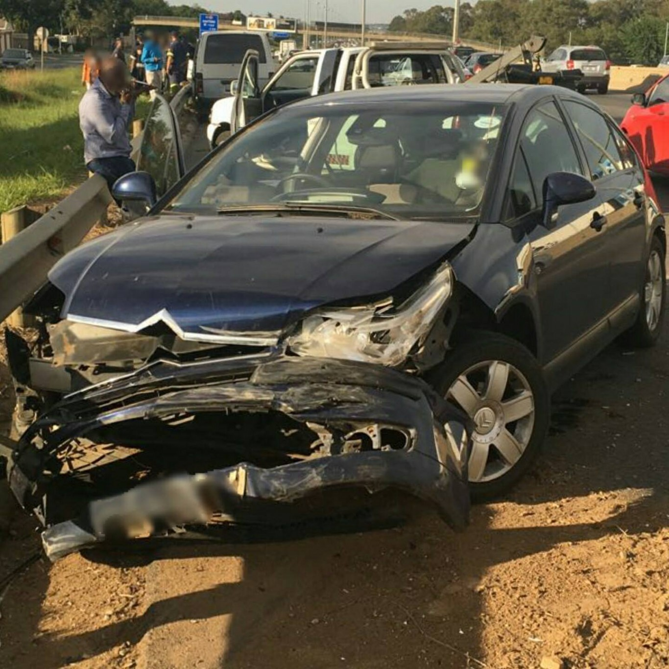 2 killed and 10 injured in a taxi collision KZN
