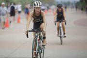 KZN's Mikaela Jonsson wins silver at World Triathlon Champs