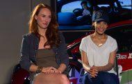 Lights, Camera, Action for Actresses Thulisile Phongolo & Sarah Kozlowski on SpeedStars