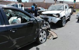 Two children and adult injured in Germiston collision