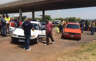 Roadblocks held for a Safer Festive Season across Gauteng