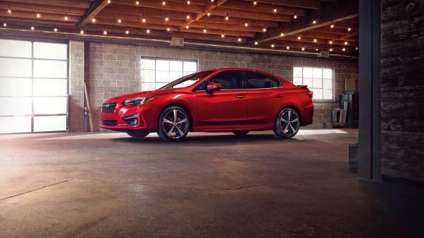All-New Subaru Impreza Wins 2016–2017 Car of the Year Japan