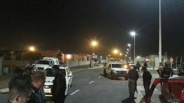 PE Flying Squad responded to a hijacking complaint in Ferguson street, New Brighton
