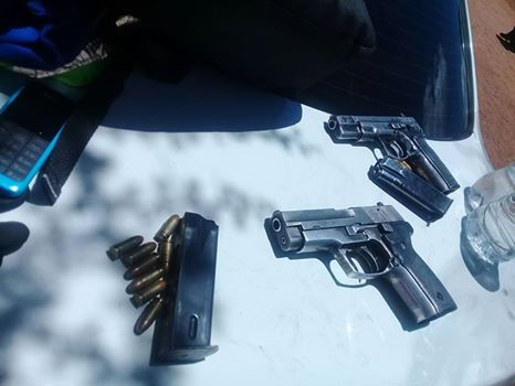 2 Suspects arrested for armed robbery, Mahwelereng