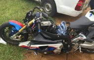 Biker injured in collision on the corner of Rooihuiskraal and Panorama Roads, Centurion