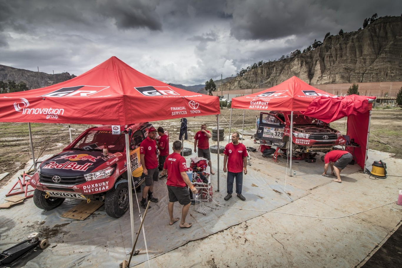 Respite on Dakar 2017 as the race reaches its midpoint