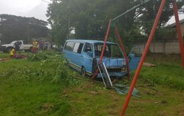 Fatal taxi crash in Pinetown