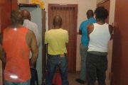 5 Suspects arrested for business robbery, Witrandjie Village
