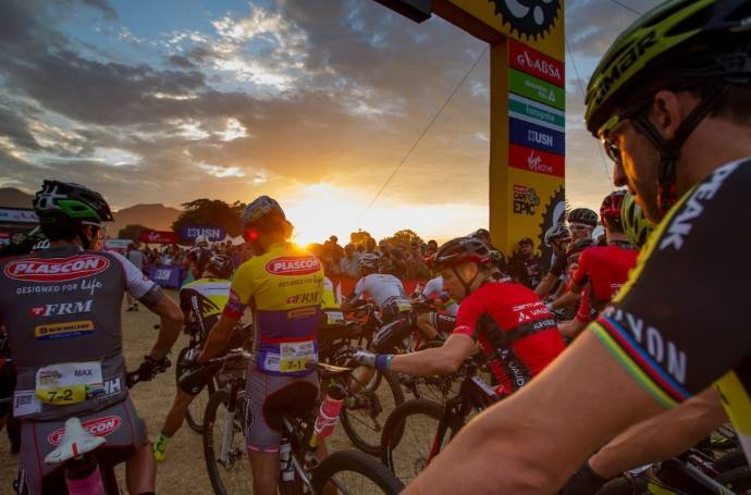 Mediclinic Race Support: Absa Cape Epic state 2