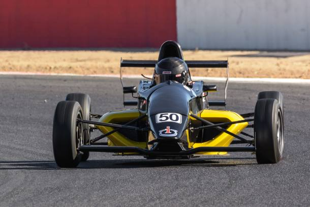 Van der Watt, White and Gillespie grab top three in Investchem Formula 1600