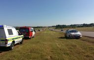 Body found on N14 highway in Centurion.