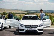 Mercedes-AMG sports models with V6 power