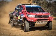 Toyota SA sponsor Dakar Challenge at 2017 desert race
