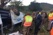KZN Transport MEC shocked at road deaths from bus crash at Nkandla road (Ntunjambili /Sababa areas)