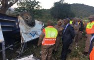 KZN Transport MEC shocked at road deaths from bus crash at Nkandla road (Ntunjambili /Sababa areas)