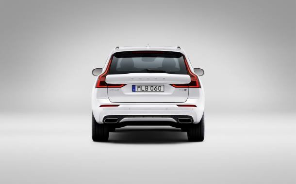 First all-new Volvo XC60 rolls off production line in Sweden