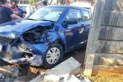 2 Injured in crash on the corner of Bartle Road and Fennis Cowles Road in Umbilo