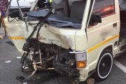Newlands West crash in Durban leaves twenty one injured