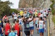 Big numbers define the Old Mutual Two Oceans Marathon
