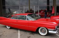 """Three rare American icons on display at the Rand Show's """"Route 66"""""""
