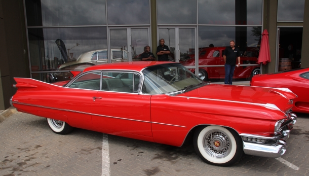 "Three rare American icons on display at the Rand Show's ""Route 66"""