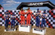 Two Ford NWM Puma Lubricants Rangers in Top Three at Lichtenburg 400 Cross Country Race