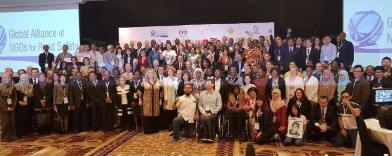 Fifth Global Meeting of Nongovernmental Organizations Advocating for Road Safety