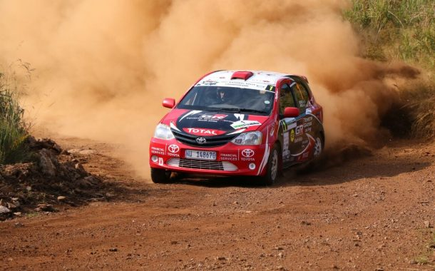 Victory for Toyota Gazoo Racing on spectacular York Rally