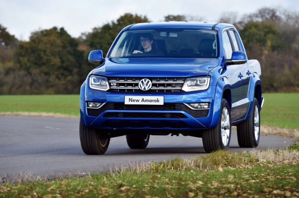 New Amarok with 3.0-litre V6 TDI with 165kW power output