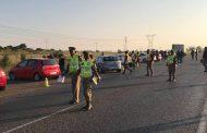Crime prevention operations held in Soshanguve