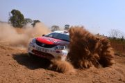 Ctrack by Inseego Tracks 2017 National Rally Championship Race Cars