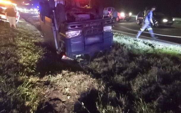 Three incidents on M13 Pinetown, one fatal